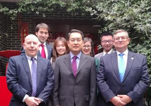 Embajada china