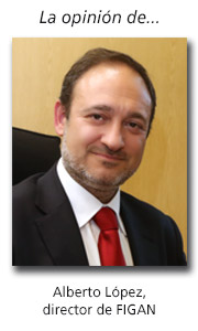 Entrevista a Alberto López, director general de FIGAN